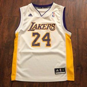 Kobe Bryant Lakers Jersey 24